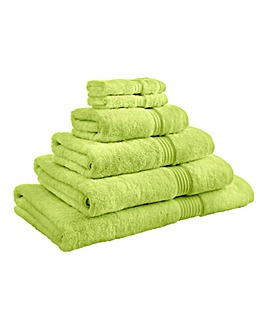 Egyptian Cotton 600gsm Towel Leaf