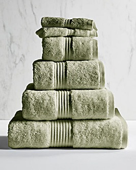Egyptian Cotton 600gsm Towel Sage