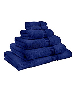 Egyptian Cotton 600gsm Towel Midnight