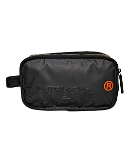 Superdry Tarp Wash Bag