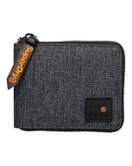 Superdry Full Zip Montana Wallet