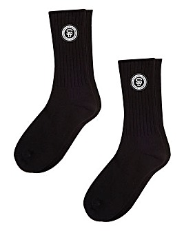 Superdry University Sock Double Pack