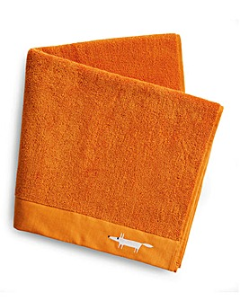 Scion Mr Fox Embroidered Towel