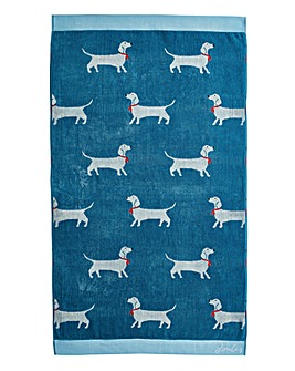 Joules Sausage Dog Towel