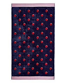 Joules Shadow Spot Towel