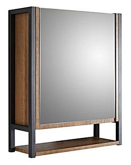 Arden Mirrored Door Bathroom Cabinet
