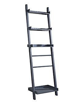 Charlotte Leaning Wall Ladder Shelf