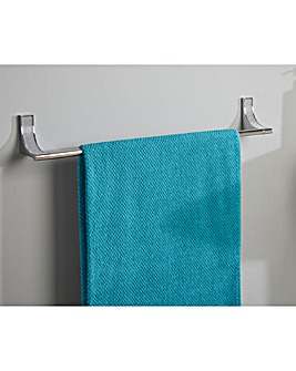 Glitz Square Bathroom Towel Rail