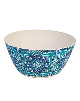 St Tropez Bamboo Serving Bowl