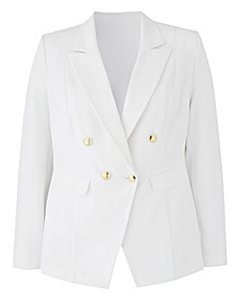 White Trophy Blazer