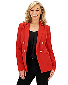 Red Trophy Blazer