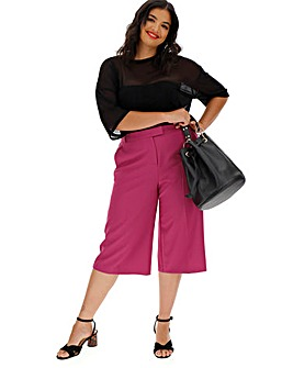 Mix and Match Magenta Culottes