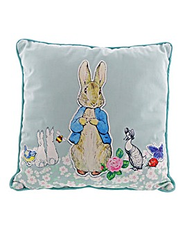 Peter Rabbit Pin Up Cushion