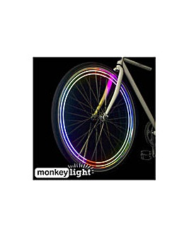 MonkeyLectric 40 Lumens Wheel Bike Light