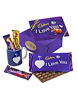 Cadbury I Love You Mug Gift Set