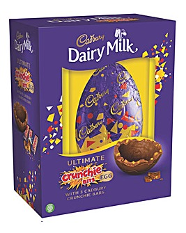 Cadbury Giant Crunchie Egg
