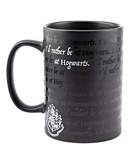 I'd Rather Be At Hogwarts Mug