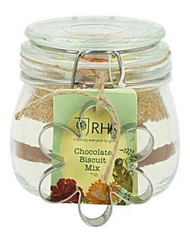 MYO Chocolate Biscuit Jar