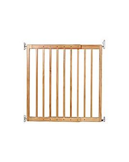 Cuggl Wooden Extending Gate