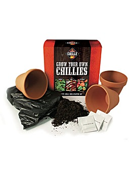 GYO Chilli Boxed