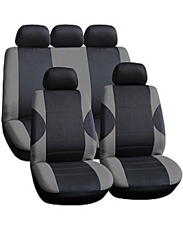 Streetwize Arkansas Grey Seat Cover Set