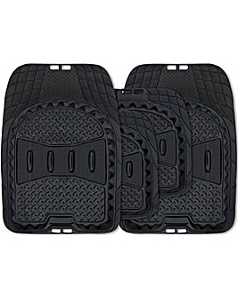 Streetwize Heavy Duty Mat Set