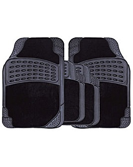 Streetwize Stellar Car Mat set