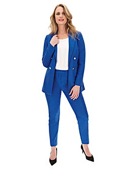 Mix & Match Blue Edge to Edge Blazer