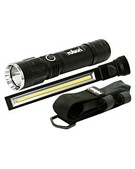 Rolson 2 in 1 Torch & Worklight