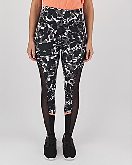 Simply Be Active Print Legging