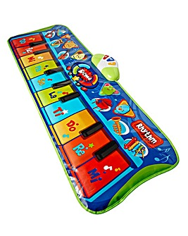 Winfun Step To Play Junior Piano Mat