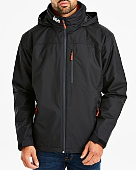 Helly Hansen Black Maritime Jacket