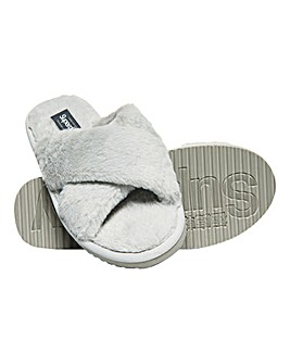 Superdry Velvet Slipper Slide