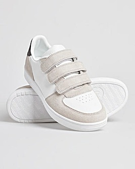 Superdry Edit Velcro Trainer Standard D Fit