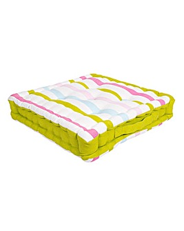 Striped Garden Cushion Pack of 2