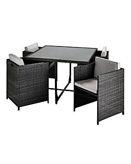 4 Seat Cube Furniture Cover