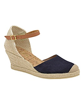Ravel Etna Wedge Esparilles Standard D Fit