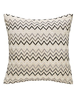 Rio Chevron Filled Cushion
