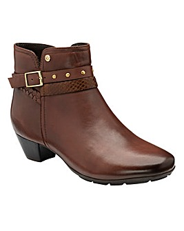 Lotus Danielle Boots Standard D Fit