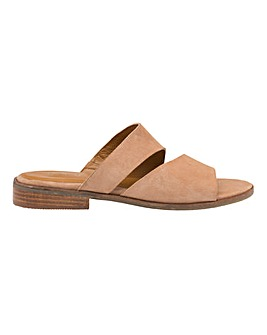 Ravel Paxton Slider Sandals Wide E Fit