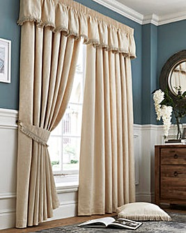 Shetland Jaquard Pencil Pleat Curtains