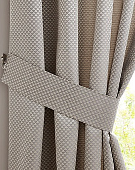 Anya Metallic Tie-Backs