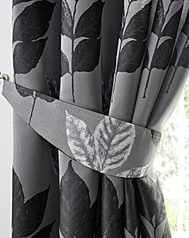 Blakely Leaf Tie-Backs