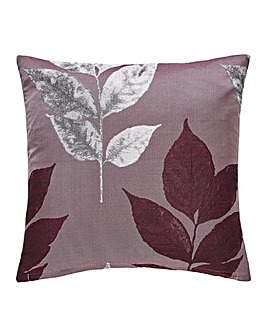 Blakely Leaf Filled Cushion