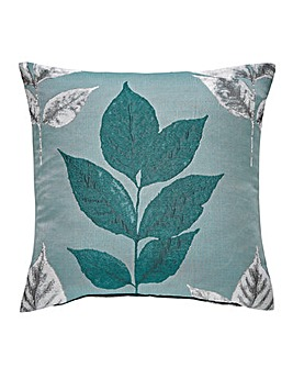 Blakely Leaf Filled Cushion