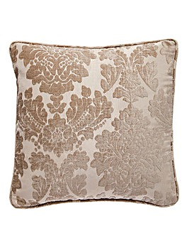 Park Lane Chenille Damask Cushion