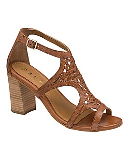 Ravel Block Heel Sandals