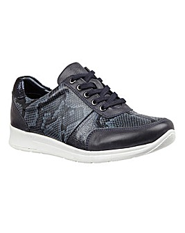 Lotus Stress Less Florence Lace Up leisure Shoes Wide E Fit