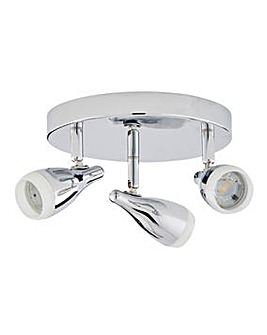 Apollo 3 Light LED Ceiling Light