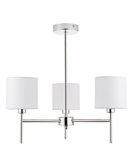Smith 3 Light Ceiling Light